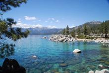Sand Harbor, Nevada - Beaches and Cove