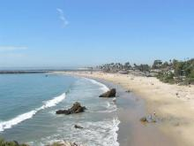 Corona Del Mar Beach, California