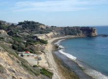 Abalone Cove, California - Abalone Cove and Portuguese Point
