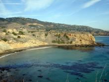 Abalone Cove, California - Sacred Cove and Inspiration Point
