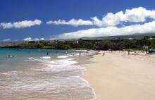 Hapuna Beach Hawaii
