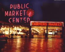 Seattle - Pike Place Market
