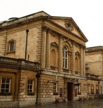 Bath - Pump Room