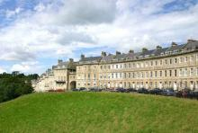 Bath - Lansdown Crescent