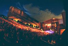 Denver - Concert at Red Rocks