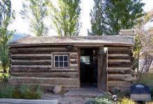 Salt Lake City - Deuel Pioneer Log Home