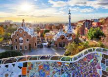 Barcelona - Parc Guell