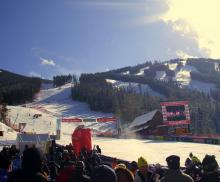 Beaver Creek, Colorado - World Cup Skiing