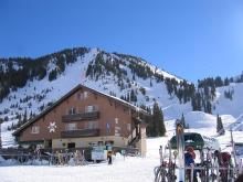 Alta, Utah - Wildcat Base