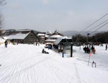Sugarbush, Vermont - Lincoln Peak Base