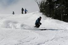 Sugarbush, Vermont - Spring Fling (blue)