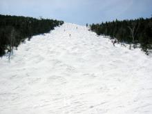 Sugarbush, Vermont - FIS (double black off Mt Ellen)