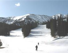Arapahoe Basin, Colorado