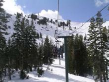 Alpine Meadows, California