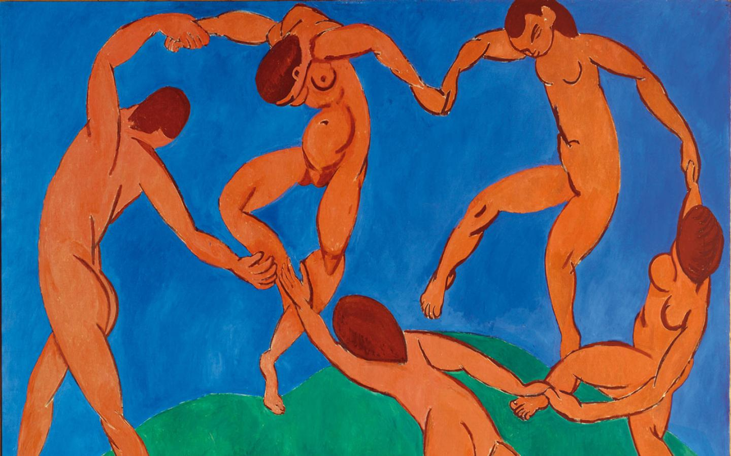 Henri Matisse - The Dance Wallpaper #2 1440 x 900