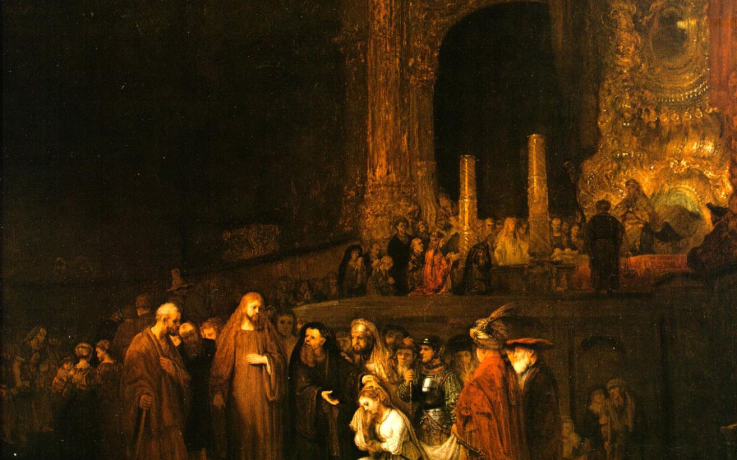 rembrandt wallpapers paintings art - photo #22