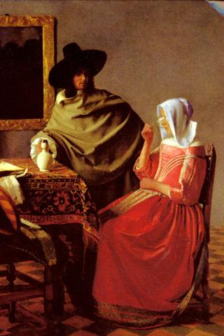 Best artist - Johannes Vermeer - The