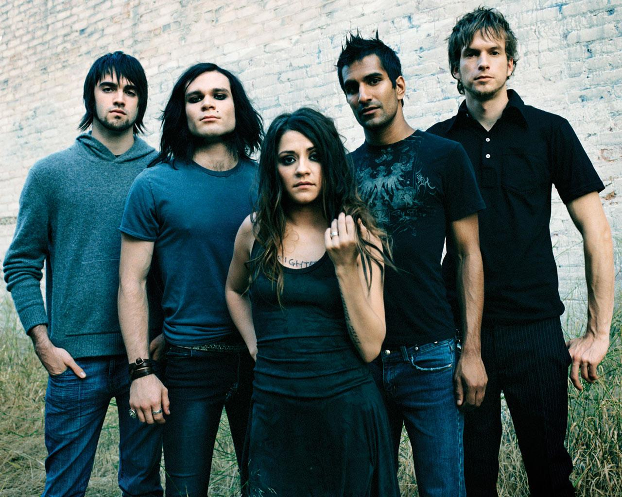 Flyleaf Wallpaper #2 1280 x 1024