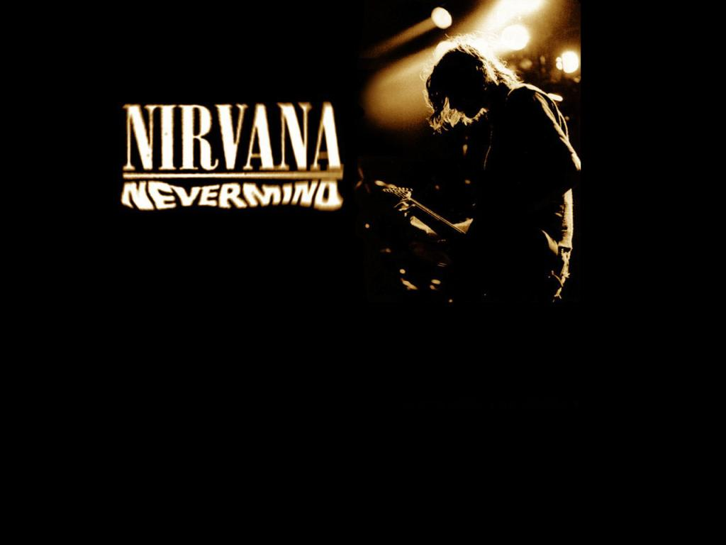 Nirvana Wallpaper #4 1024 x 768
