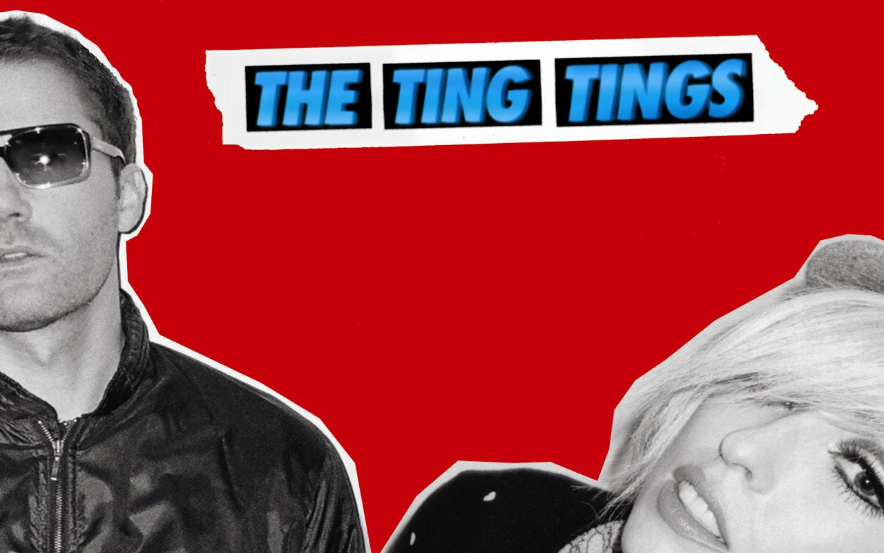 The Ting Tings Wallpaper #4 1280 x 800