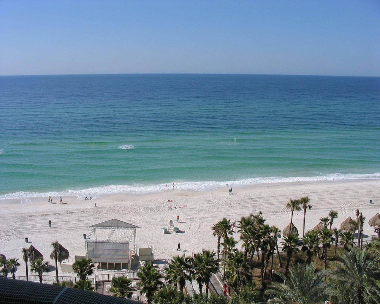 Best beach panama city beach florida 1280x1024 wallpaper 2 for Top florida beach towns