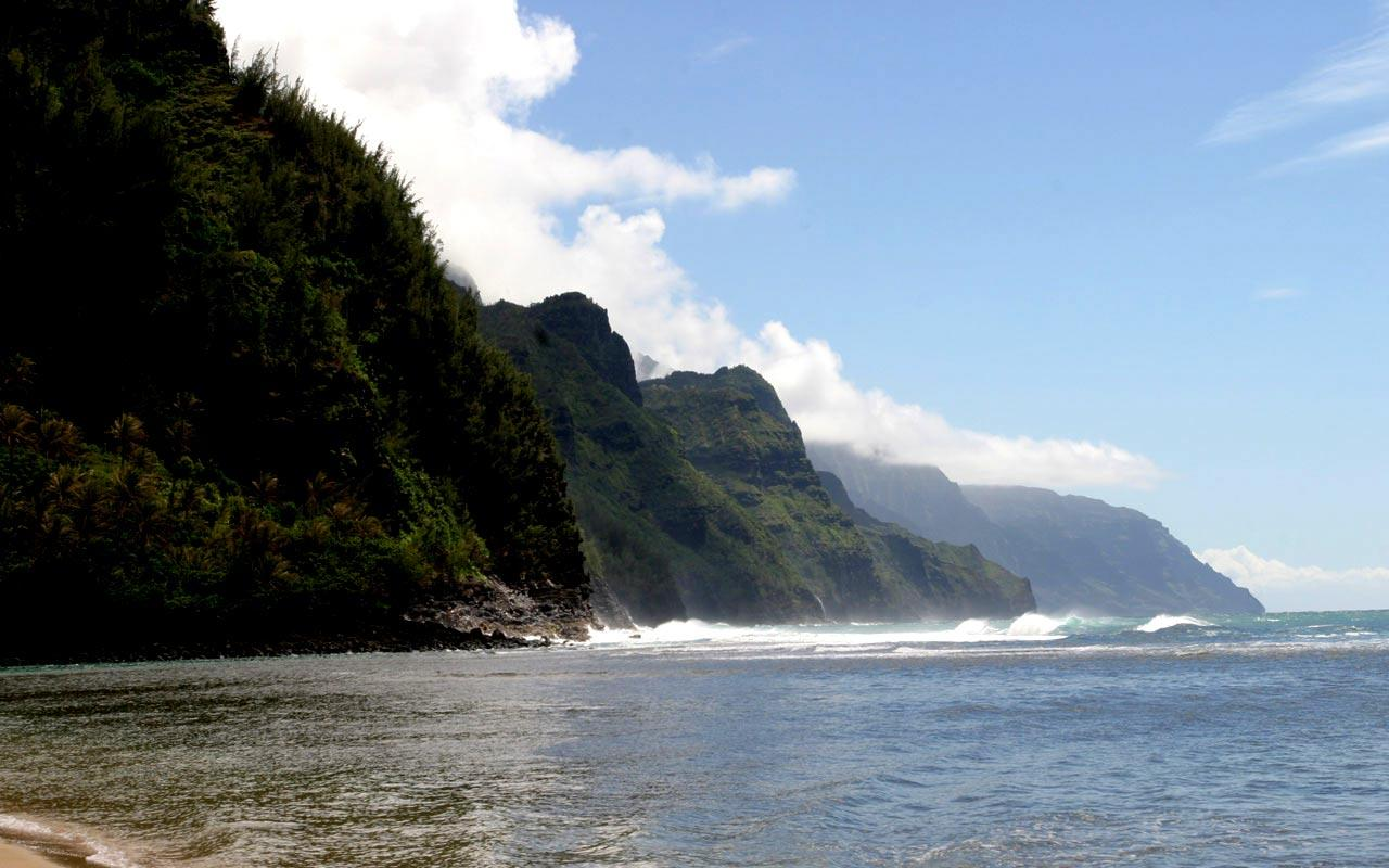Kee Beach, Kauai Wallpaper #3 1280 x 800