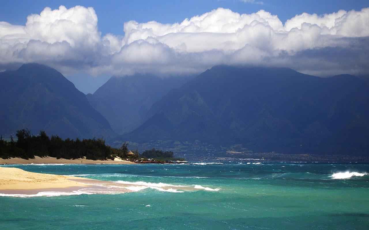 best beach baldwin beach maui 1280x800 wallpaper 2