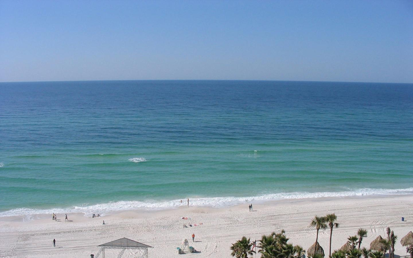 Panama City Beach, Florida Wallpaper #2 1440 x 900