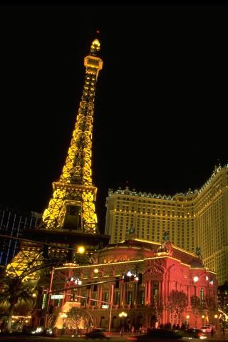 Best City Las Vegas Paris Las Vegas Hotel 320x480 Iphone Itouch Wallpaper 1