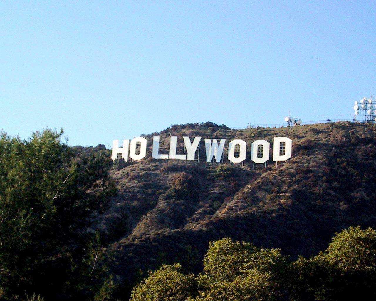 hollywood desktop background - photo #7