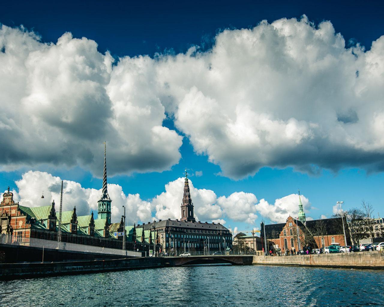 Best city copenhagen copenhagen skyline 1280x1024 wallpaper 1 - Copenhagen wallpaper ...