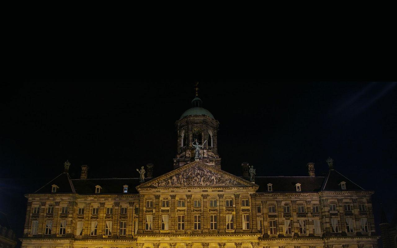 Amsterdam - Royal Palace Wallpaper #2 1280 x 800