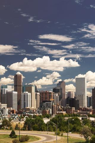best city denver city skyline 320x480 iphone itouch