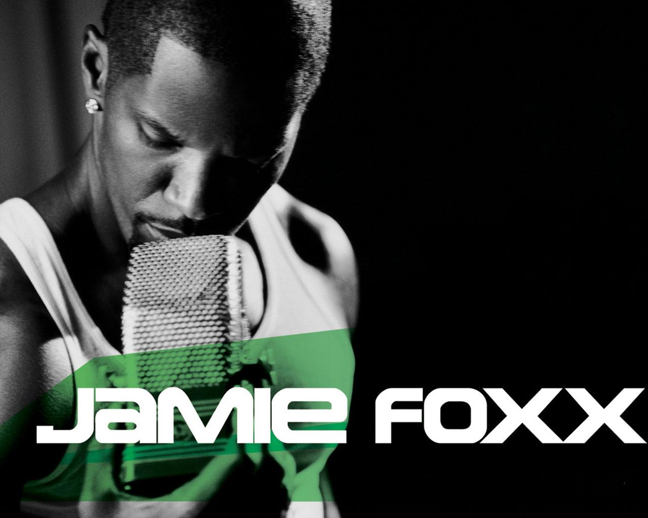Jamie Foxx Wallpaper #3 1280 x 1024