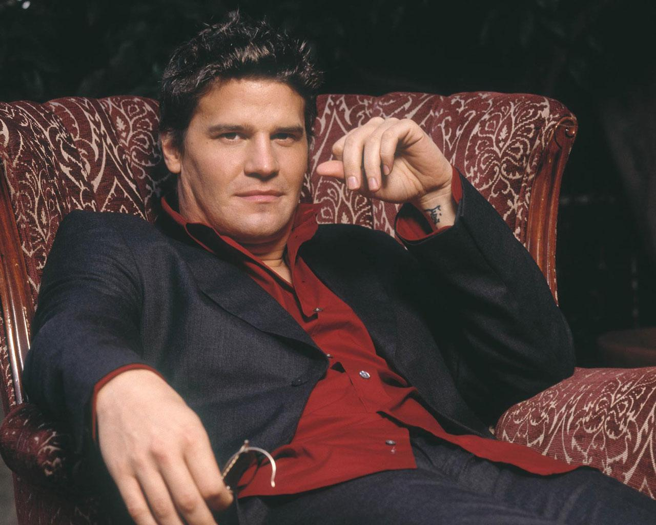 David Boreanaz Wallpaper #2 1280 x 1024