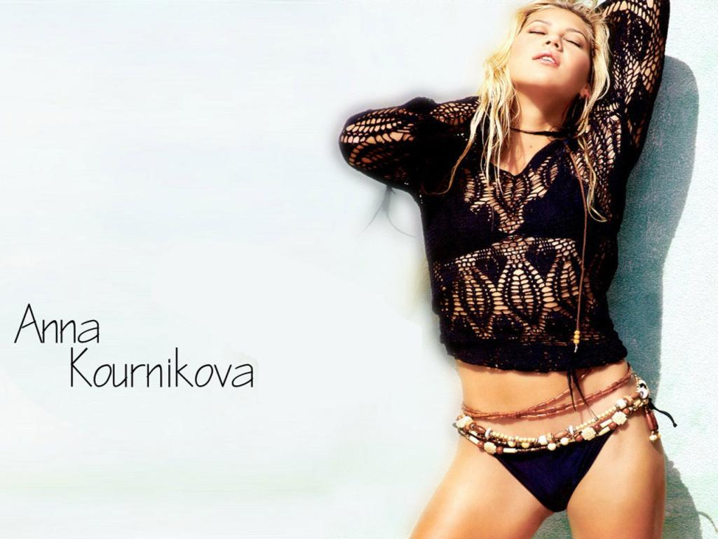 Best looking woman - A... Anna Kurnikova