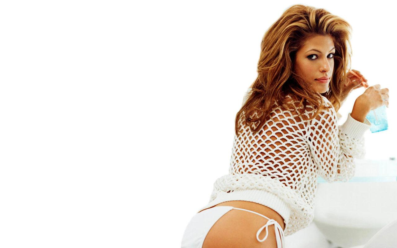 Eva Mendes -  Wallpaper #4 1280 x 800
