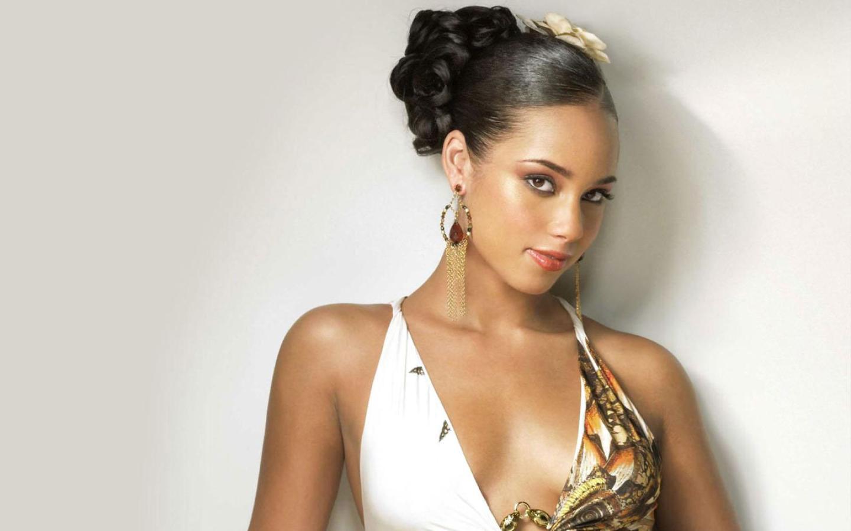 Best looking woman - Alicia Keys - 1440x900 Wallpaper #3 Alicia Keys