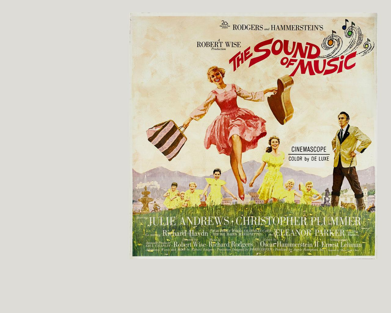 The Sound Of Music Wallpaper #1 1280 x 1024