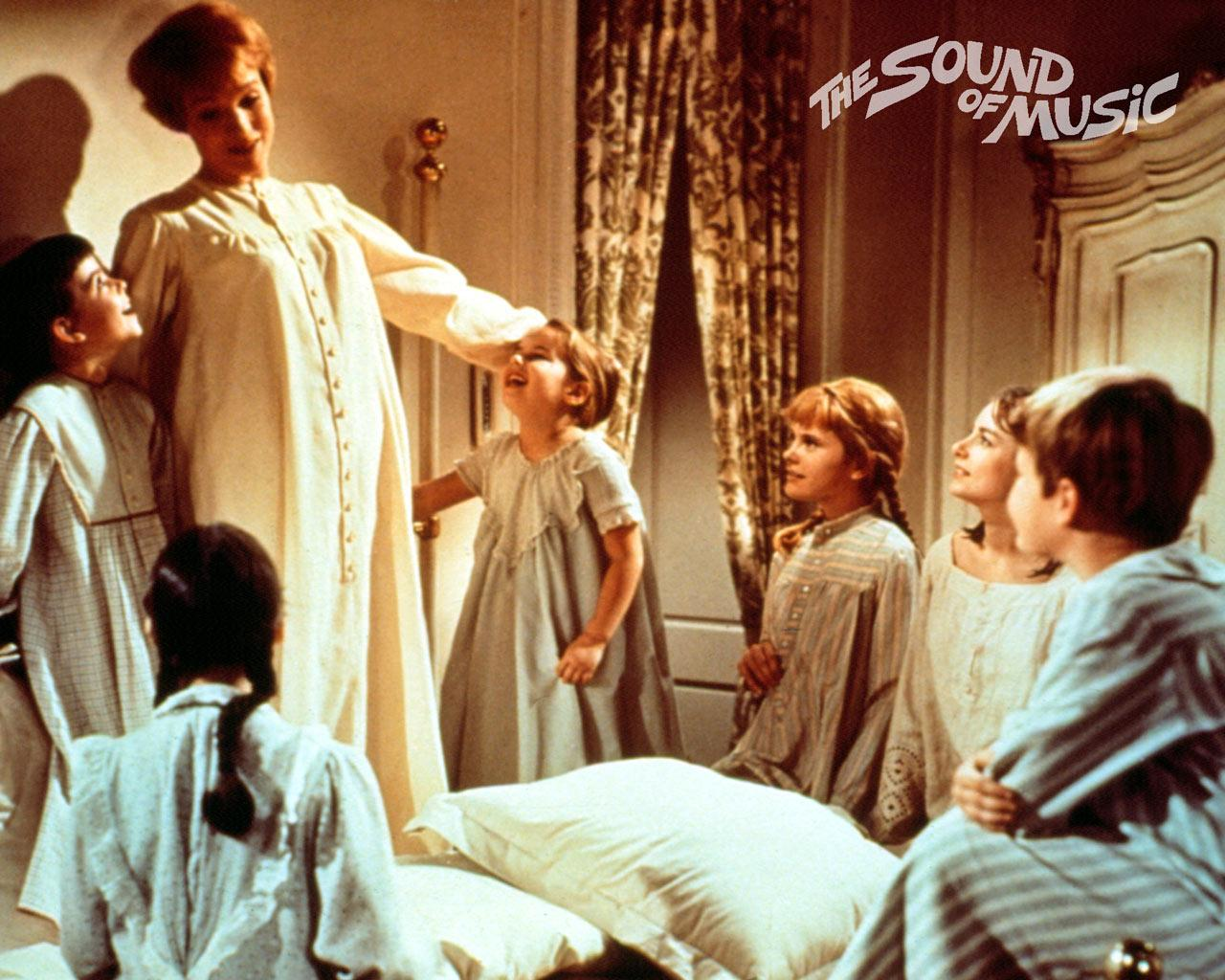 The Sound Of Music Wallpaper #4 1280 x 1024