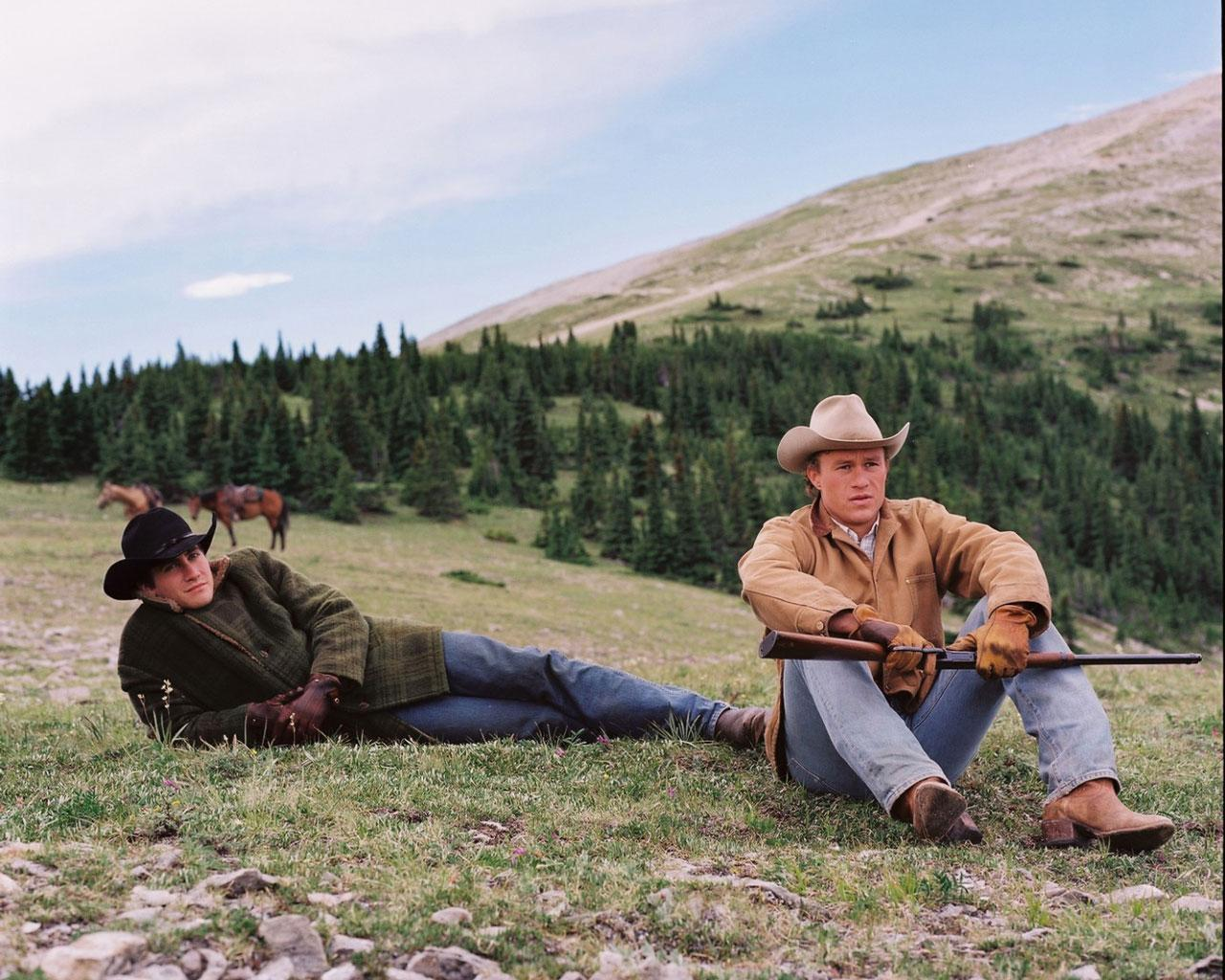 Brokeback Mountain Wallpaper #4 1280 x 1024