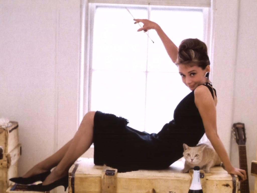 Breakfast At Tiffany's -  Wallpaper #2 1024 x 768