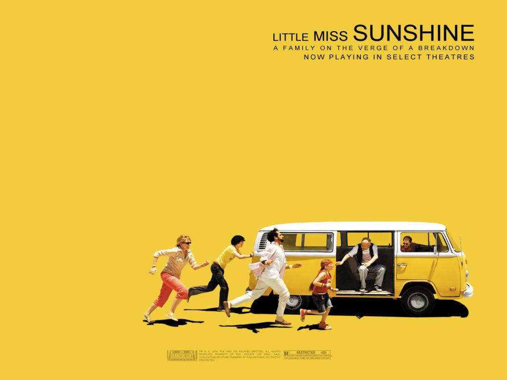 Little Miss Sunshine -  Wallpaper #1 1024 x 768