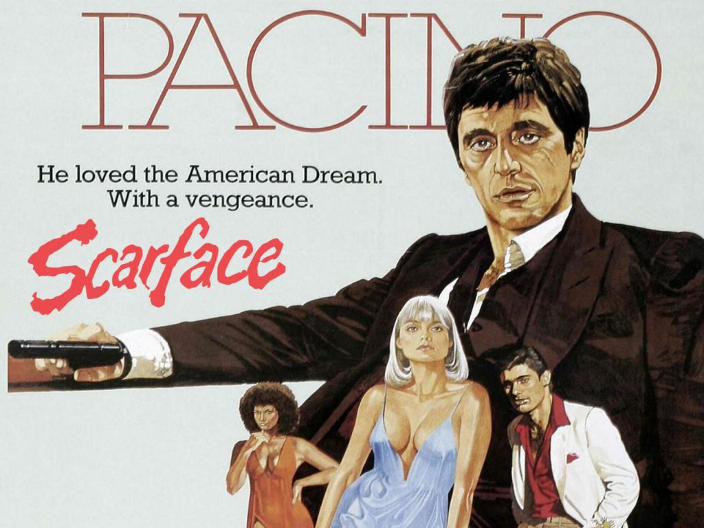 Scarface Wallpaper #2 1024 x 768