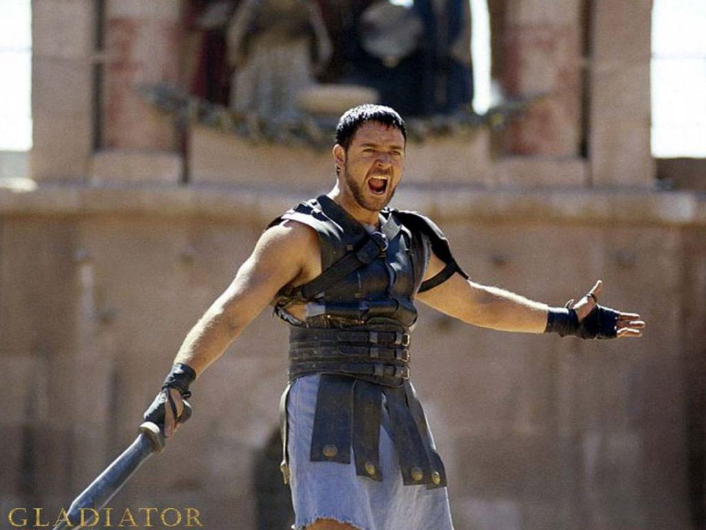 Gladiator Wallpaper #3 1024 x 768
