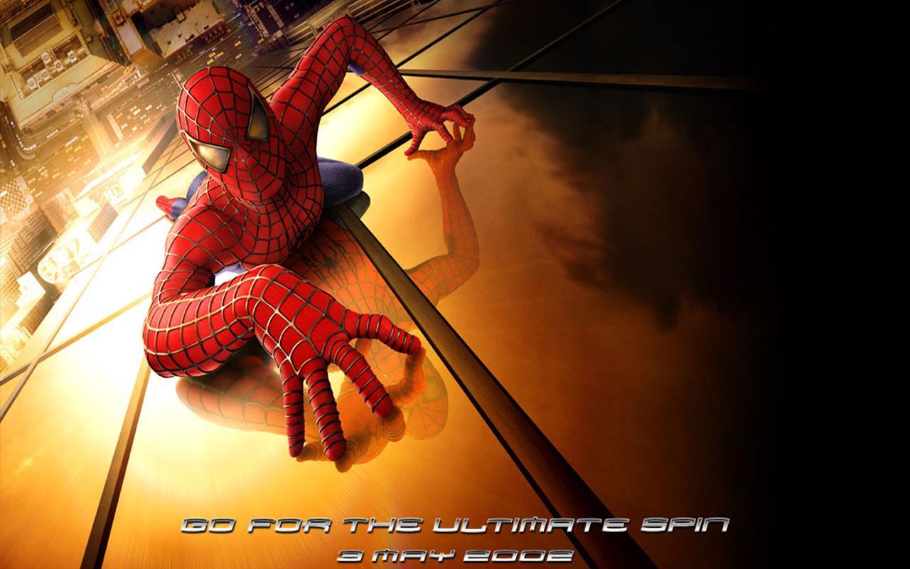 Spider-Man - Wallpaper #3 1280 x 800