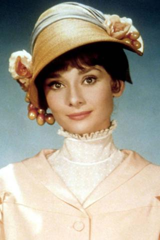 My Fair Lady -  Wallpaper #1 320 x 480 (iPhone/iTouch)