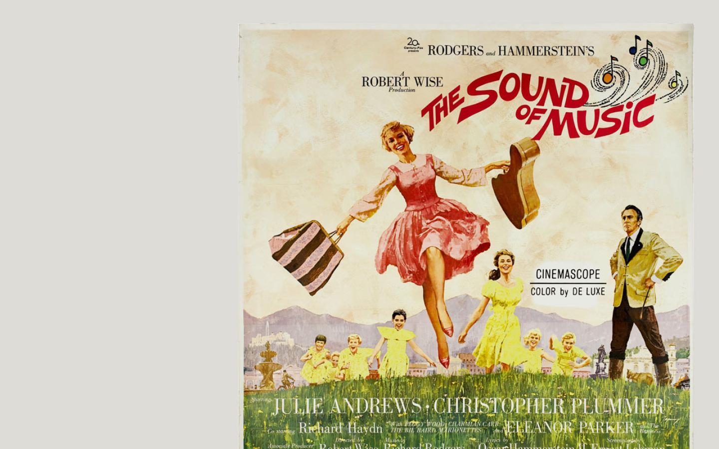 The Sound Of Music Wallpaper #1 1440 x 900