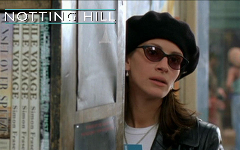 Best movie - notting hill 1440x900 wallpaper #2