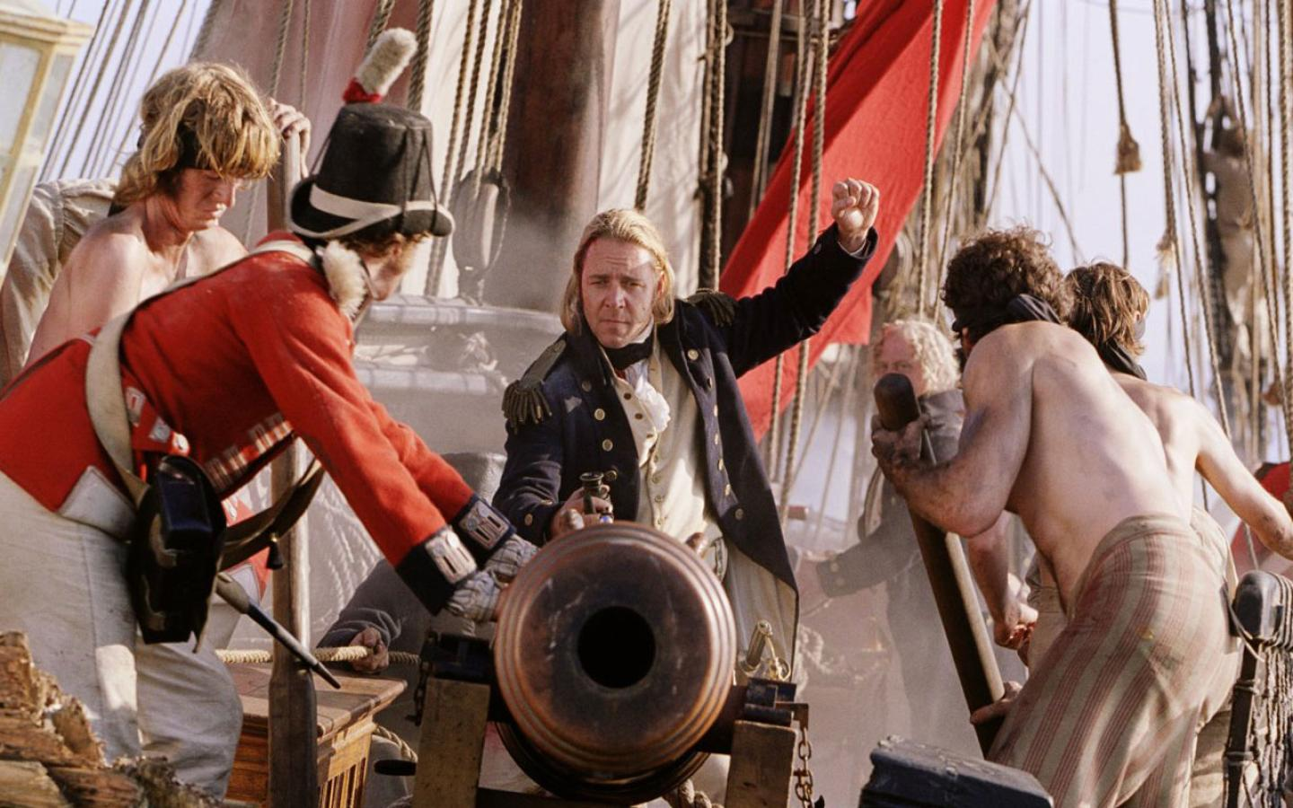 Master And Commander: The Far Side Of The World Wallpaper #1 1440 x 900